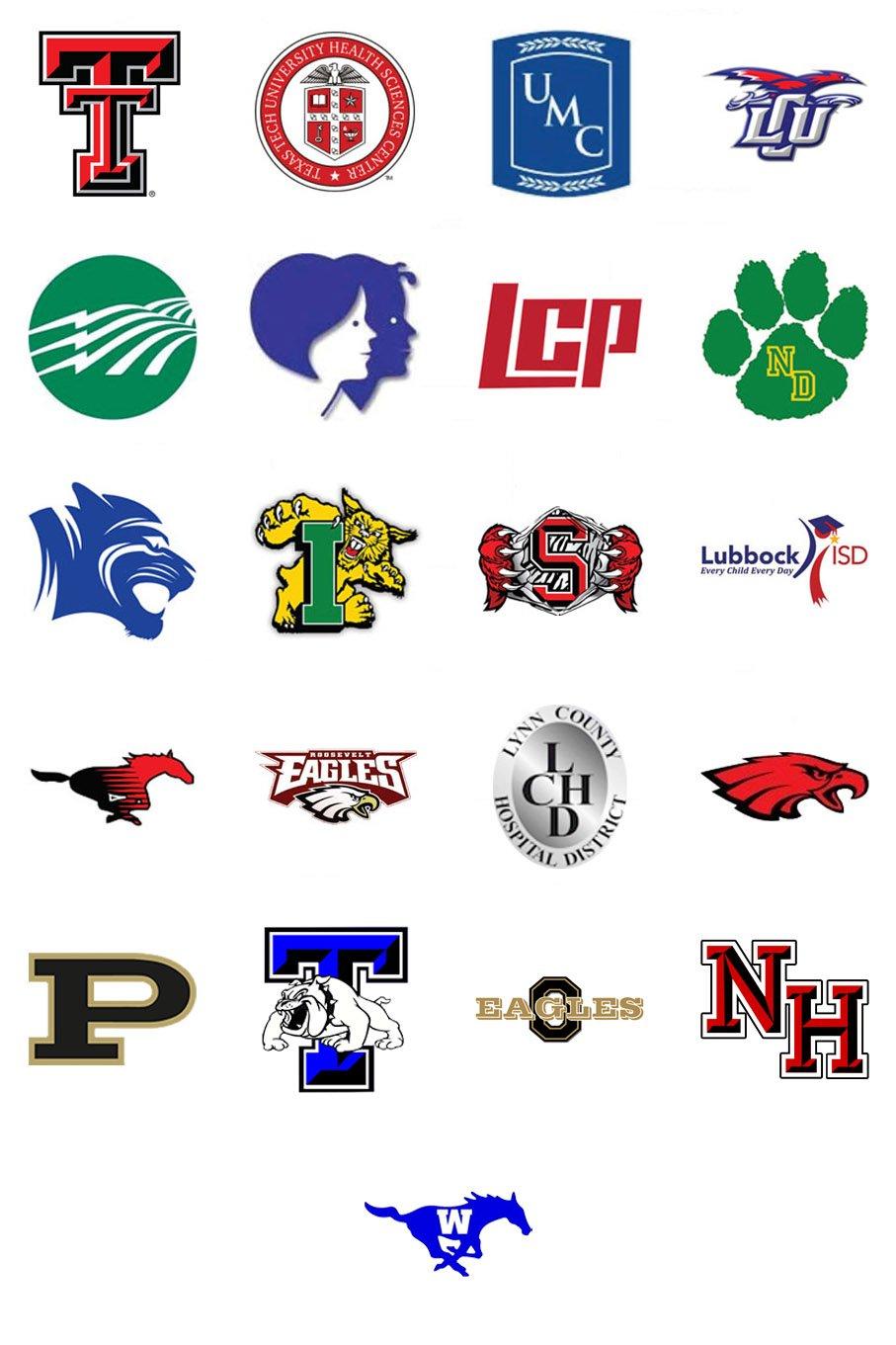 ttcu affiliation logos