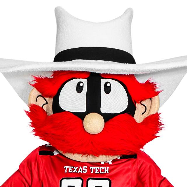 Red: TTCU Mascot