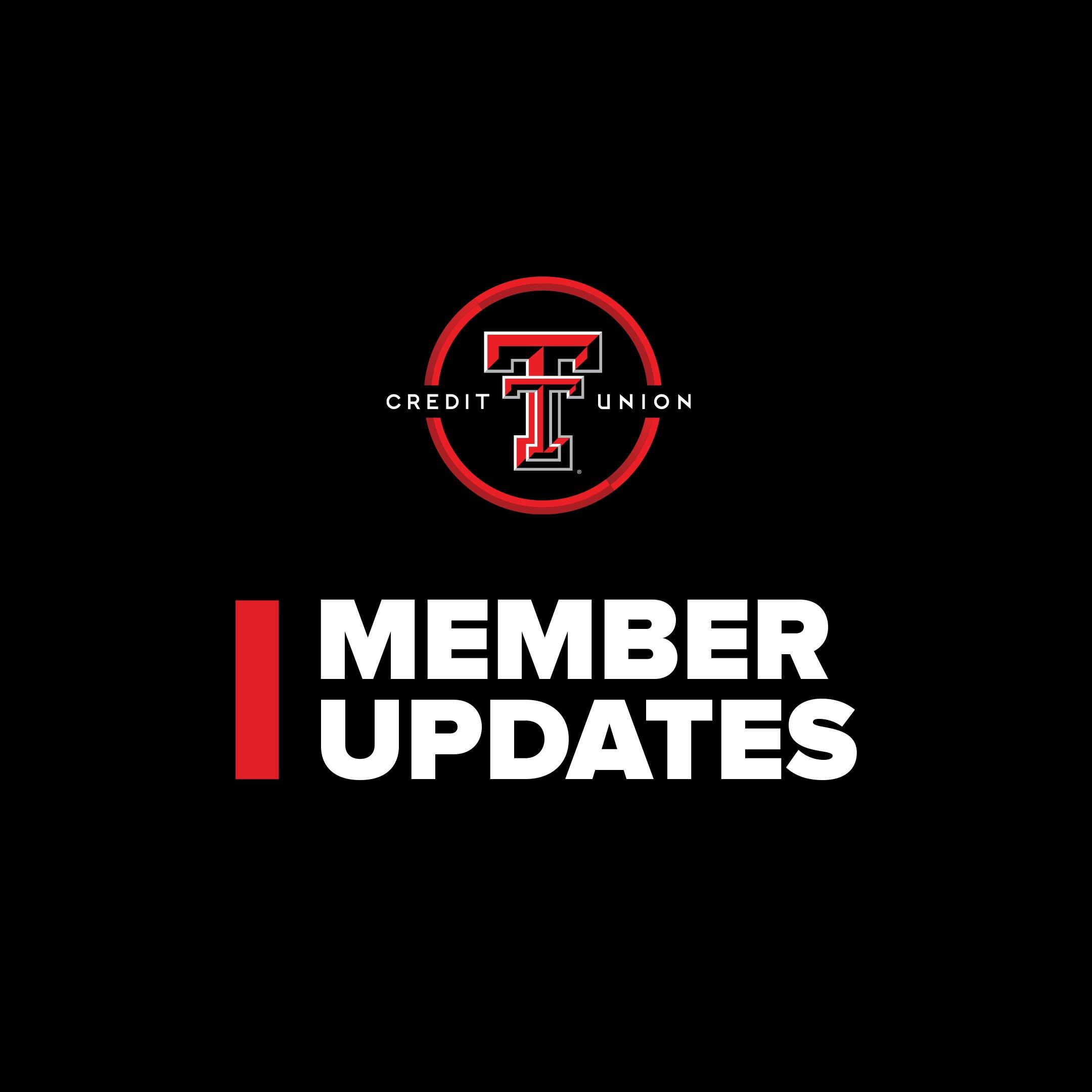 WEB member updates